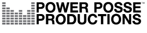 Power Posse Productions – Disc Jockey, Lighting, Sound, Staging, Video, Power