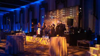 Sugar at Waldorf Astoria. Power Posse Productions
